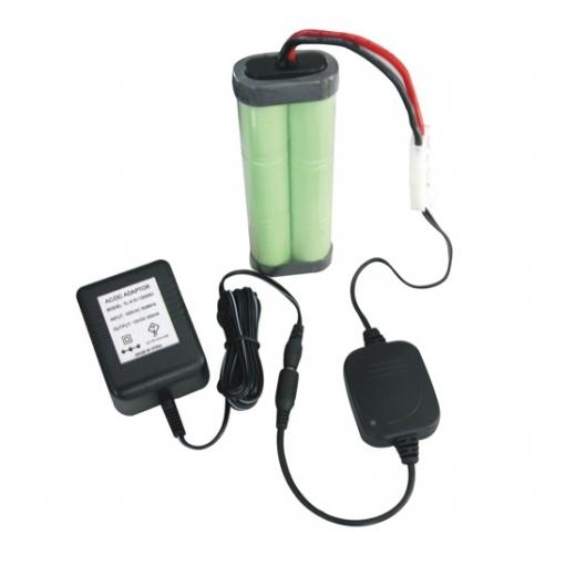 UC-2450 Ni-MH & Ni-Cd for 10-12 cells battery packs charger 1