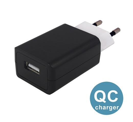 TC-S300Q QC3.0 EU plug quick charger 1