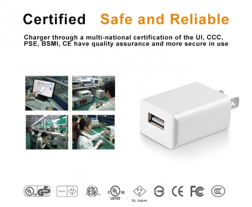 TC-E100 TC-E100 Mini USB charger 3