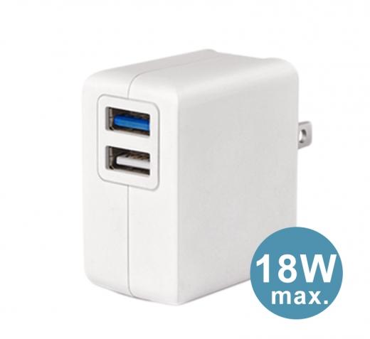 TC-E350Q QC3.0+USB2.0 quick charger 1