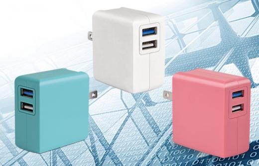 TC-E350Q QC3.0+USB2.0 quick charger 3