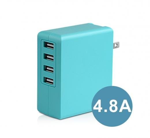 TC-E480F 4 USB ports charger 1