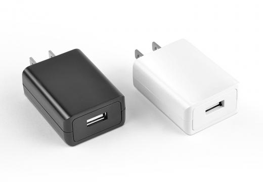 TC-S100 fixed US/EU plug portable adaptor 3