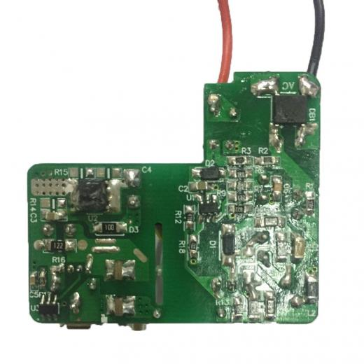 3.4A USB-A interface ODM USB PCBA 2